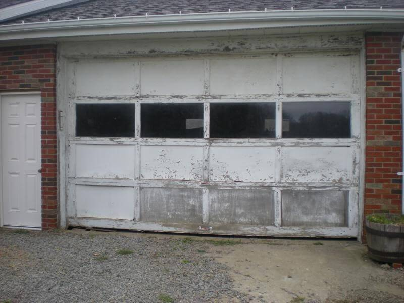 Why Should I Replace My Garage Doors