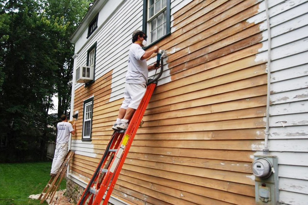 Techniques for House Painting the Exterior of Your Home