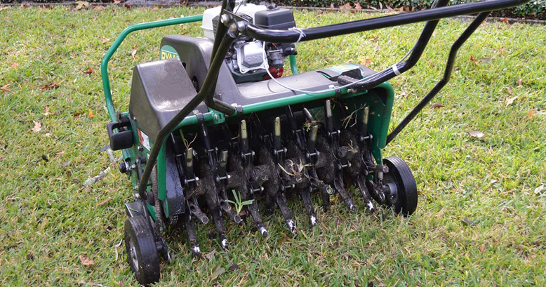 Why Hire Lawn Aeration Services Near Me